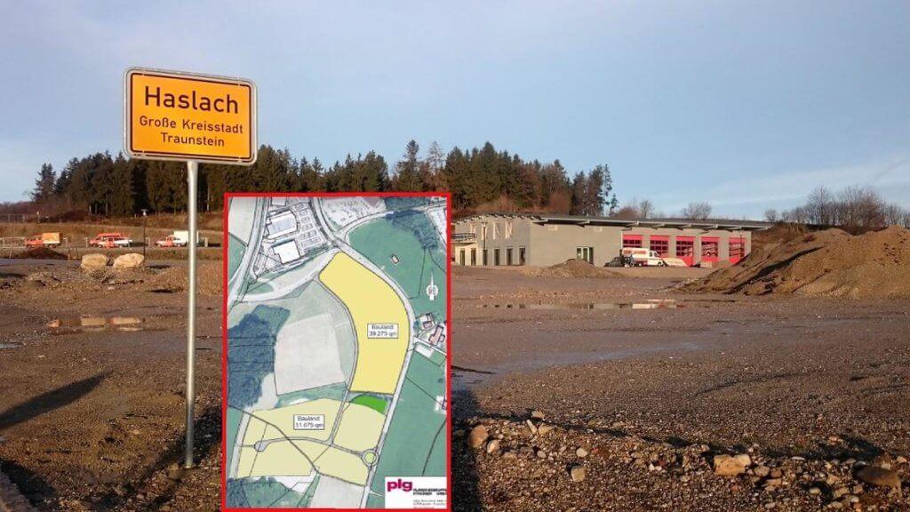 Gewerbegebiet Haslach