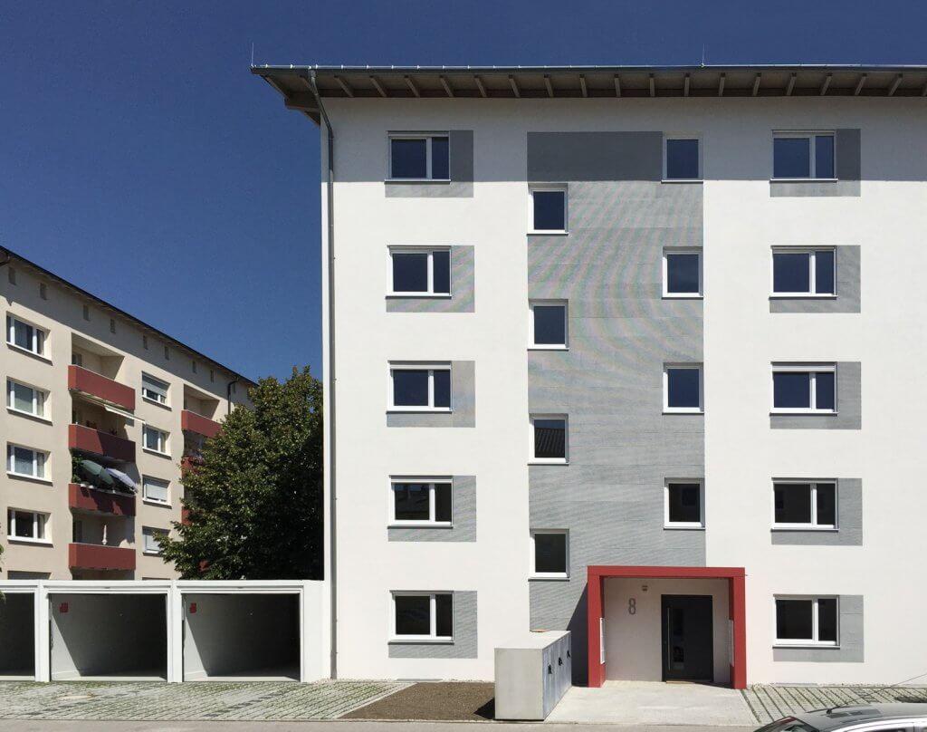 Wohnhaus Haidforst