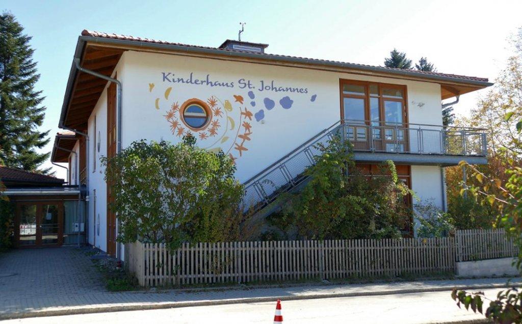 Kinderhaus St. Johannes in Gstadt
