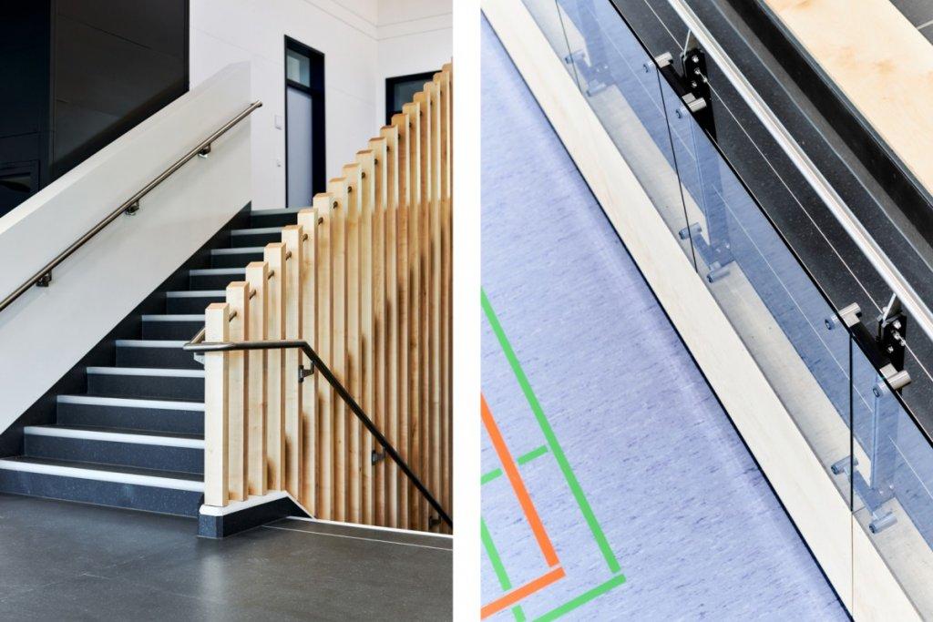 Treppe / Bodenbelag